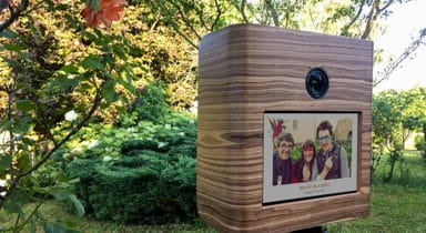 vintage photobooth, retro booth, photomaton, sharingbox, animation location borne photo instantannée polaroid lyon, rhone alpes