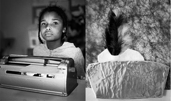 sensibilités reportage documentaire cécité photographie enfants aveugles malvoyants rose-marie loisy artiste photographe professionnel lyon images tactiles image en relief toucher œuvre sculptures